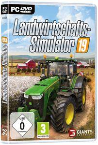 Landwirtschafts-Simulator 19 - CD-ROM DVDBox