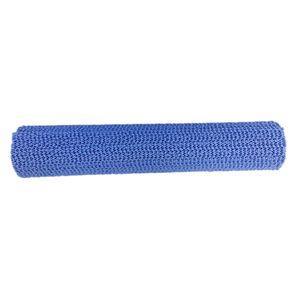 PVC nicht klebende Anti Rutsch Regal Box Drawer Liner Mat Tischset für die Blau wie beschrieben
