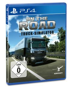 Truck Simulator - On the Road - Konsole PS4