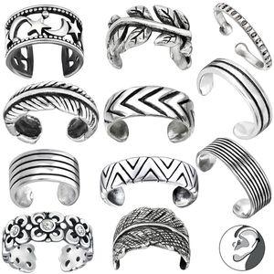 Ohrklemme Silber 925: Ear Cuff Ohrring ohne Loch, Modell:Modell 5
