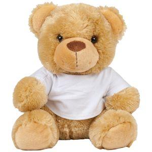 Mumbles Kinder Plüsch Teddybär mit T-Shirt RW4272 (S) (Braun)