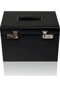Windrose - Schmuck- & Uhrenkoffer Ambience 5 - Schwarz - 70040/109
