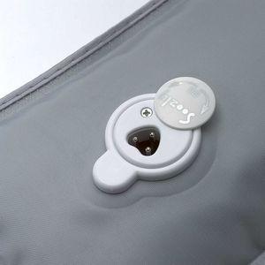 Soozly Elektrische Wärmflasche Grau 64603