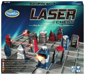 Thinkfun Familienspiel Logikspiel Laser Chess 76350
