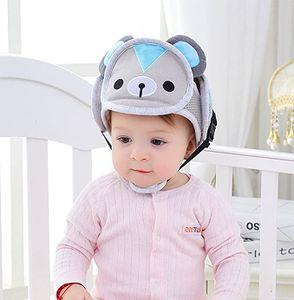 Baby Schutzhelm, Säugling Kleinkind Kinder Anti-Kollision Kopfschutzkappe, verstellbare Geschirre Kopfschutz Keine Beulen Kopfpolster Schutzhelm