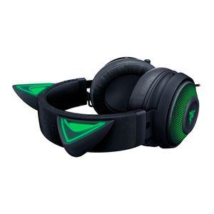 RAZER Kraken Kitty USB Over-Ear Gaming Headset mit Chroma Lighting schwarz