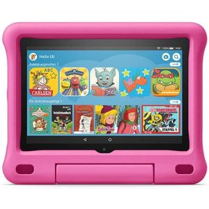 Amazon Fire HD 8 Kids Edition (32GB) Tablet 8-Zoll-HD-Display/Fire OS/4850 mAh/pink
