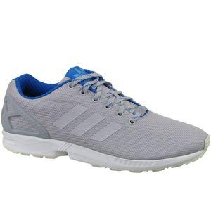 adidas Originals ZX Flux Herren Sneaker Grau S79100, Größenauswahl:40 2/3