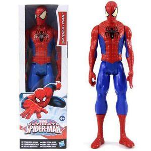 30cm Spiderman Marvel The Avengers Superheld Actionfiguren Figur für Kinder Spielzeug Dekofiguren Geschenke