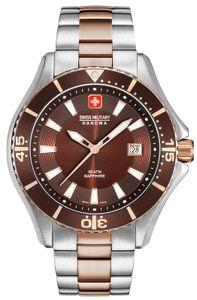 Swiss Military Hanowa Herrenuhr Armbanduhr 06-5296.12.005