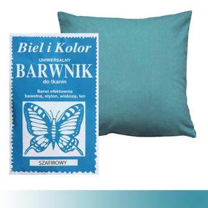 10g Batikfarbe Textilfarbe Stofffarbe färben, Farbe wählbar aus 30 Nuancen, Farbe:saphirblau