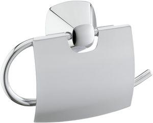 Keuco City.2 Toilettenpapierhalter mit Deckel - verchromt - 02760010000