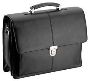 D&N Design Aktentasche 5508, D&N Farbe:schwarz