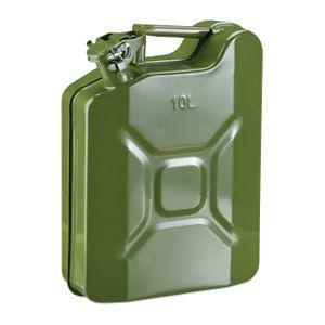 relaxdays Benzinkanister 10 Liter