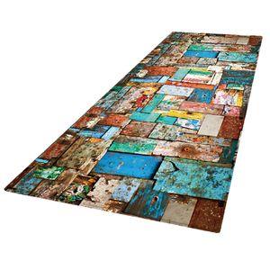 60x180cm Bodenmatte Läufer Küche Anti-Rutsch-Teppich style01 10