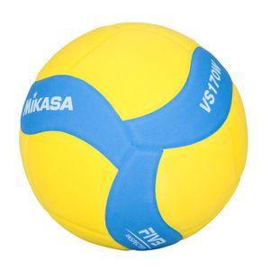 MIKASA VS170W-Y-BL Volleyball Kinder