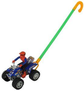 Schiebespielzeug Schiebelaufrad Kleinkind Spielzeug Quad Motorrad