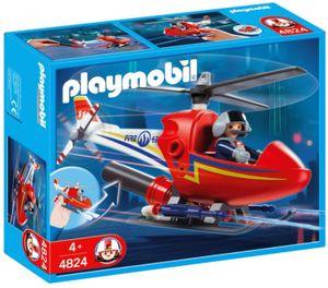 Playmobil Löschhubschrauber 4824