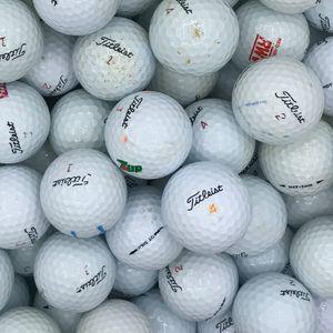 100 Titleist Mix Crossgolf / Practise Lakeballs / Golfbälle