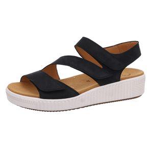 Gabor Damen Sandale Sandalette Sommerschuhe blau 63.600.16 : 40
