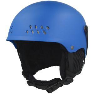 K2 Kinder Ski Helm Skihelm ENTITY blau, Größe:S (51-55)