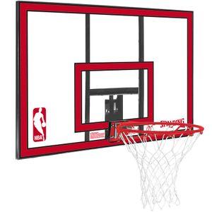 Spalding NBA Polycarbonat Backboard (79-351CN)  - Größe: 44, 3001671011444