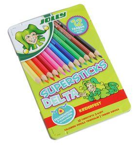 JOLLY, Farbstifte, Superstick DELTA