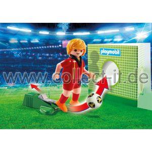 Playmobil - Fußballspieler Belgien (6897)