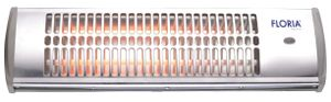 Zilan Heizstrahler   Terrassenstrahler   Heizgerät   Wandstrahler   Heizlüfter   Wickeltisch   2 Leistungsstufen   600/1200 Watt   Energiesparend   Überhitzungsschutz   …