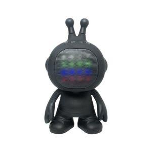 LEXIBOOK - Roboter Stereo Bluetooth Lautsprecher