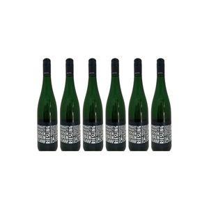 Weißwein Mosel Riesling WeinGut Benedict Loosen Erben Spätlese lieblich vegan (6x0,75l)