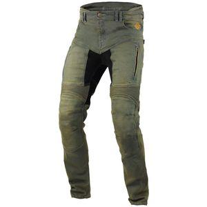 Trilobite Motorradhose Parado Herren L34 Slim Fit Dirty blue-W34-L34