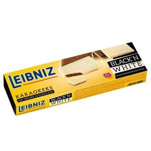 Bahlsen Leibniz Choco Black and White, 125 g