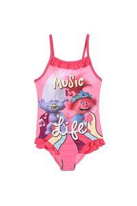 Trolls Badpak - Music is Life - Fuchsia - 110