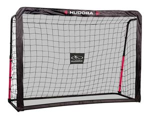 Hudora Fußballtor Rebound 2in1 213x153x76cm