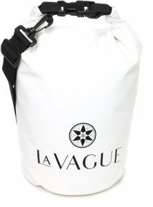 LA VAGUE ISAR Wasserfester Packsack weiß 40 L