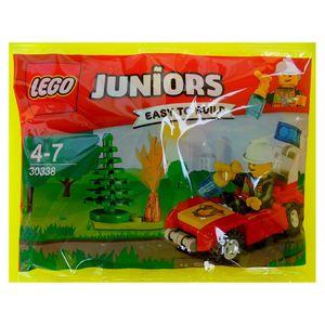 Lego 30338 Juniors Feuerwehrauto Mini, Polybag