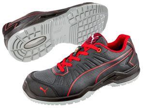 PUMA 644200 Fuse TC Red S1P 64.420.0 Sicherheitsschuhe Arbeitsschuhe DGUV 112-191, Schuhgröße:45
