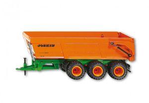 Siku Muldenkipper JOSKIN 3-achs orange; 2892