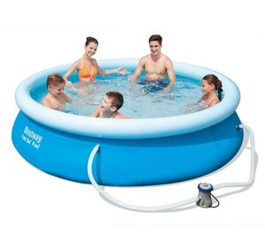 Bestway Fast Set Pool Set mit Filterpumpe 305x76cm , 57109