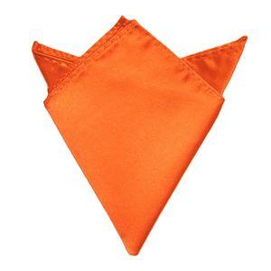 Oblique Unique Einstecktuch Kavalierstuch Stecktuch Business Hochzeit - orange