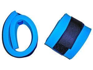 Schwimmbänder Armschwimmer Beinschwimmer300x80x38mm Blue 1 Paar (2Stück)