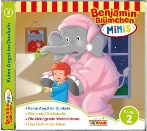 Benjamin Blümchen Minis 2: Keine Angst im Dunkeln