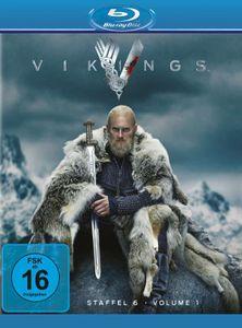 Vikings Staffel 6 Box 1 (Blu-ray) - Warner Bros (Universal Pictures)  - (Blu-ray Video / TV-Serie)