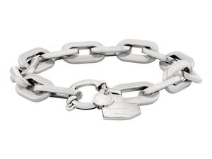 LIEBESKIND LJ-0310-B-20 Damen Armband Edelstahl Silber 20 cm