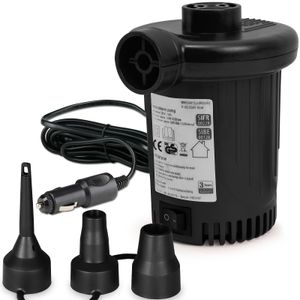 DEUBA® Elektropumpe Elektrische Luftpumpe 12V Gebläsepumpe Pumpe Gebläse Campingpumpe