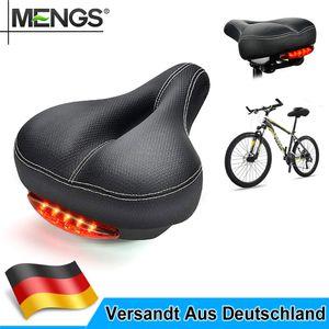 Touren Sattel Fahrradsattel Fahrrad Sattel Damen Herren Bicycle Bike Seat DE