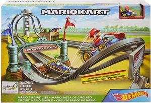 Mattel GHK15 - Hot Wheels - Mario Rennstrecke Lite