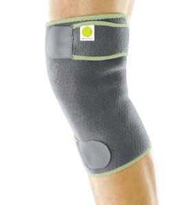 Kniebandage flexibel mit Klettverschluss Kompression & Halt Sportbandage Unisex für Damen und Herren