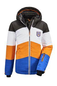killtec Jungen Skijacke Fiames BYS Ski JCKT C, Farbe:anthrazit, Größe:152
